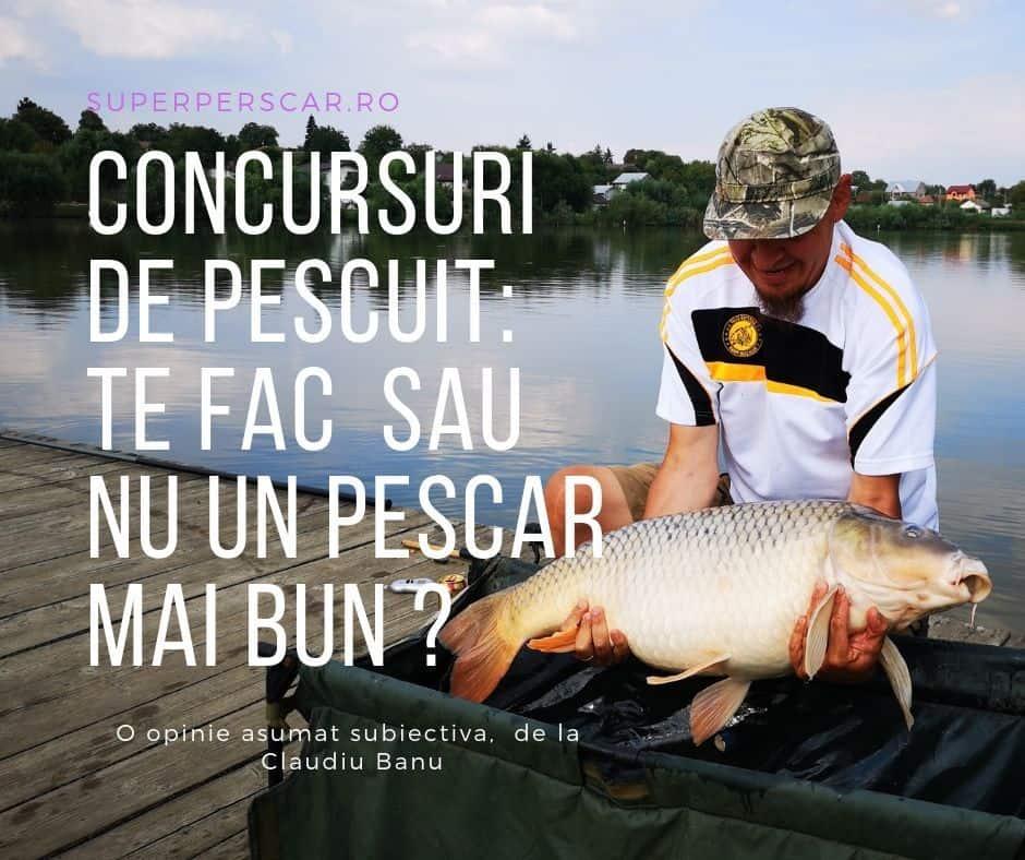 concursuri de pescuit