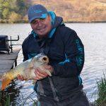 pescuit la method feeder la crap pe magura 9